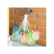 Water Balloon com 70 balões Bexigas de Água 9101 Braskit