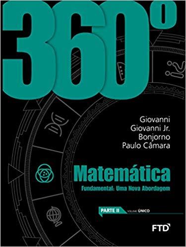 360º. Matemática: Conjunto - Ed. FTD