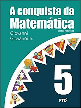 A Conquista da Matemática - 5º ano - Ftd