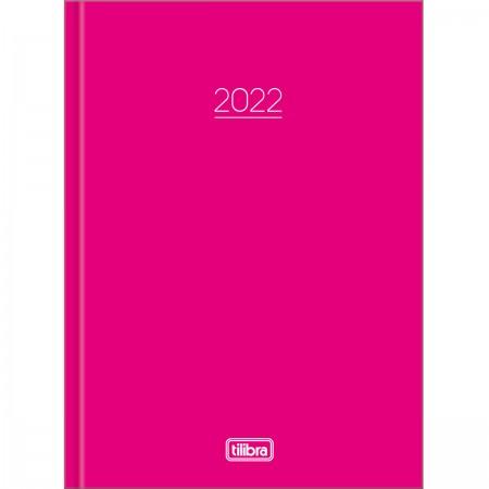 Agenda Costurada Pepper Rosa 2022