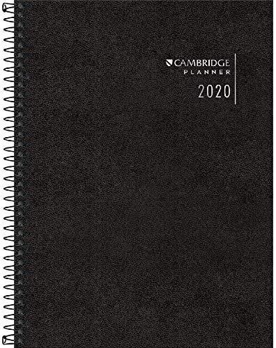 Agenda Planner Cambrigde 2020