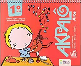 Akpalô Arte - 1º Ano - Ed do Brasil