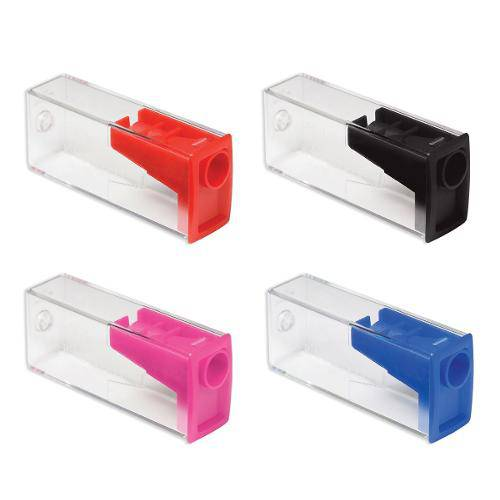 Apontador Plástico Faber-Castell Com Depósito