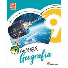 Araribá Plus - Geografia - 9º Ano - 5ª Edição  - Ed. Moderna