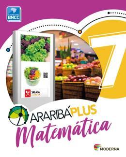 Araribá Plus. Matemática - 7º Ano - Ed. Moderna