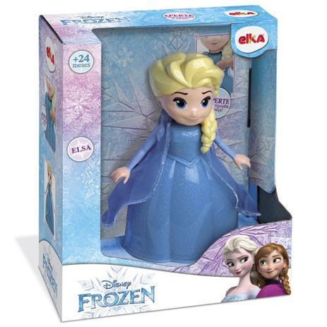 Boneca Disney Elsa Frozen - Elka
