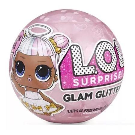 Boneca LOL 7 Surpresas Glam Glitter - Candide