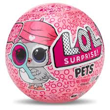 Boneca LOL Pets 7 Surpresas Surprise Doll - Série 4  - Candide