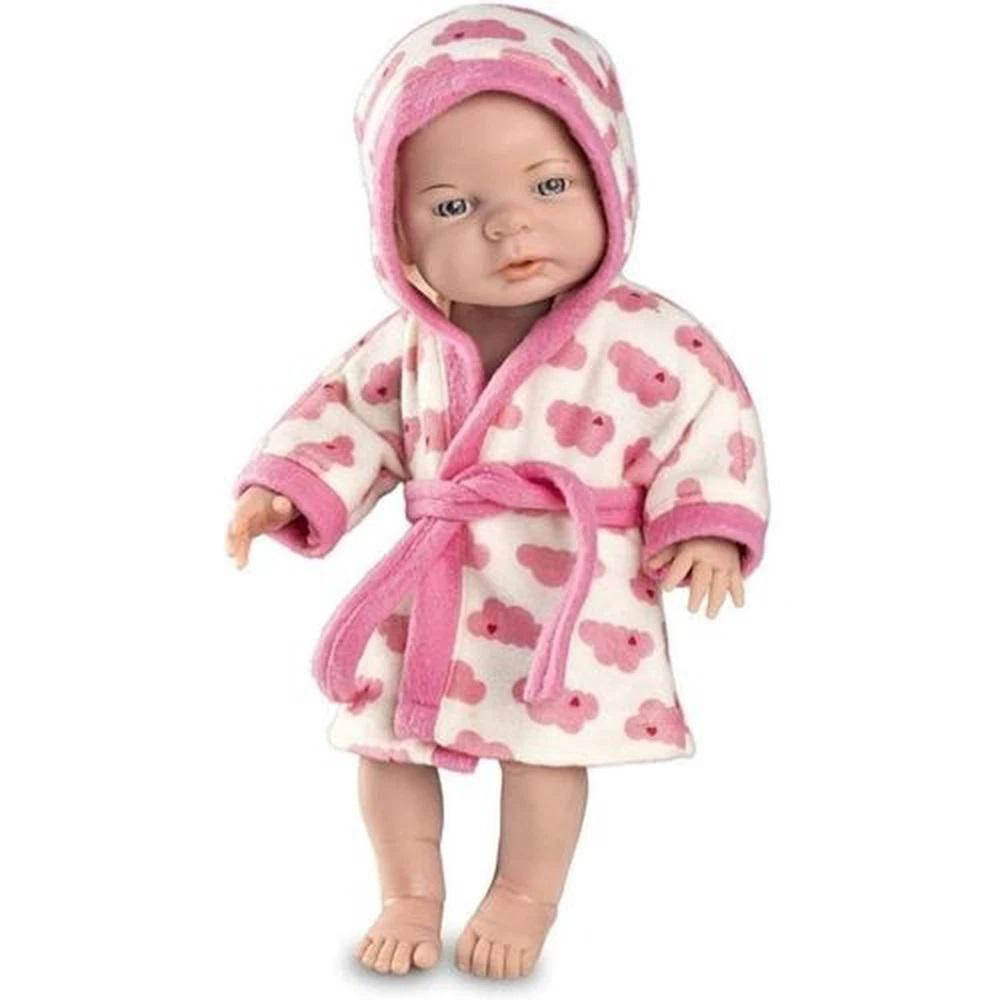 Boneca Roma Babies Banho E Sonho Com Acessórios