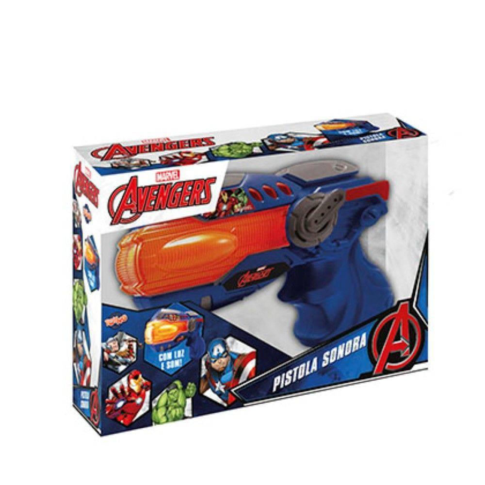 Brinquedo Luminoso Sonoro Vingadores 31371 - Toyng