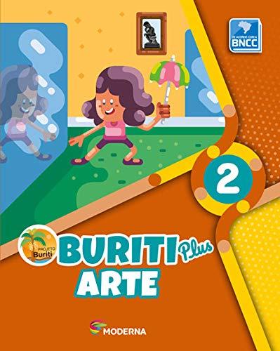 Buriti Plus Arte 2 - Capa Comum – Ed. Moderna