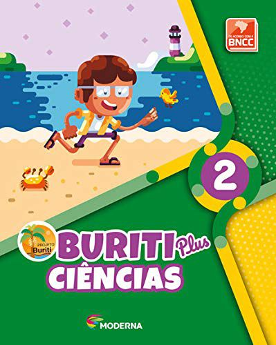 Buriti Plus. Ciências - 2º Ano - Capa Comum