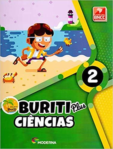 Buriti Plus. Ciências - 2º Ano - Ed Moderna