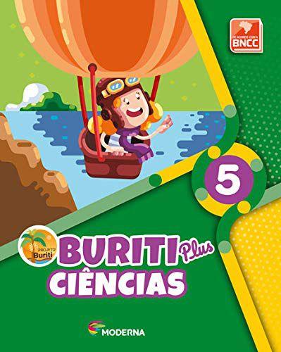 Buriti Plus. Ciências - 5º Ano - Capa Comum