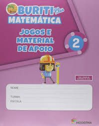 BURITI PLUS MATEMATICA - 2º ANO - Ed. Moderna