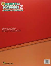 Buriti Plus Português - 2ºano - Ed. Moderna
