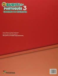 Buriti Plus Português - 3ºano  - Ed. Moderna