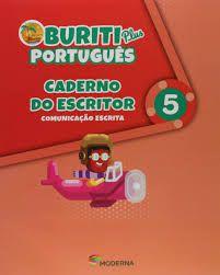 Buriti Plus - Português - 5º ano  - Ed. Moderna