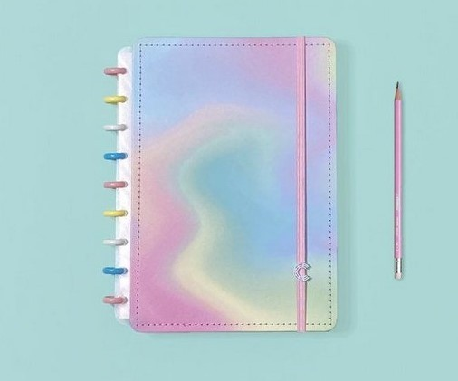 Caderno Inteligente A5 Candy Splash - CIA52068