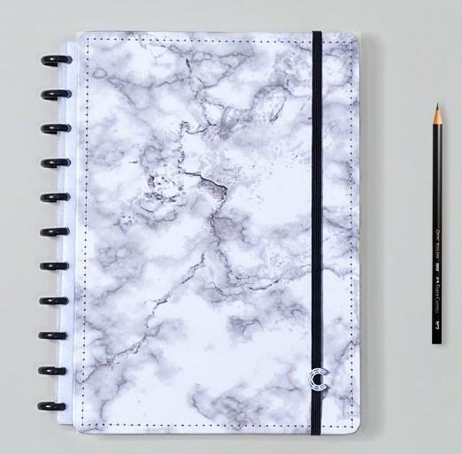 Caderno Inteligente Grande Blanco - CIGD4067