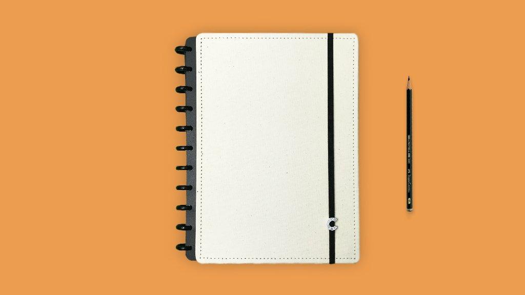Caderno Inteligente Grande Canvas - CIGD4073