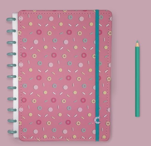 Caderno Inteligente Grande Lolly - CIGD4063