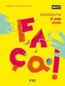 CONJUNTO FAÇA - GEOGRAFIA - 5º ANO - EDITORA FTD