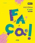 CONJUNTO FAÇA - HISTÓRIA - 2º ANO - EDITORA FTD