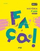CONJUNTO FAÇA - HISTÓRIA - 3º ANO - EDITORA FTD