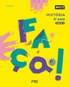 CONJUNTO FAÇA - HISTÓRIA - 4º ANO - EDITORA FTD