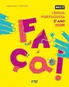 CONJUNTO FAÇA - LÍNGUA PORTUGUESA - 5º ANO - EDITORA FTD
