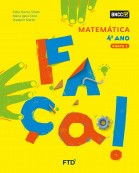 CONJUNTO FAÇA - MATEMÁTICA - 4º ANO - EDITORA FTD