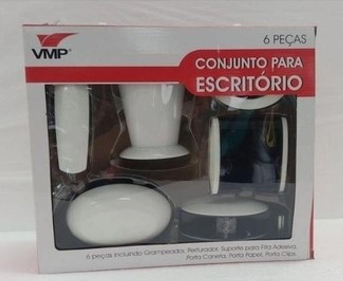 Conjunto para escritório 6 peças VMP