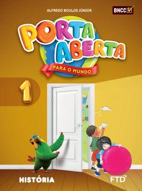 Conjunto Porta Aberta - História - 1º Ano - Ed. FTD