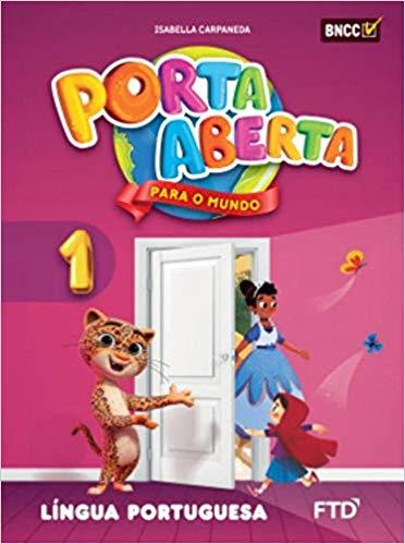 Conjunto Porta Aberta - Língua Portuguesa - 1º Ano - Ed. FTD