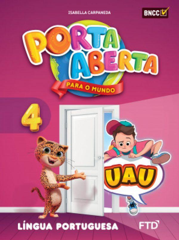 Conjunto Porta Aberta - Língua Portuguesa - 4º Ano - Ed. FTD