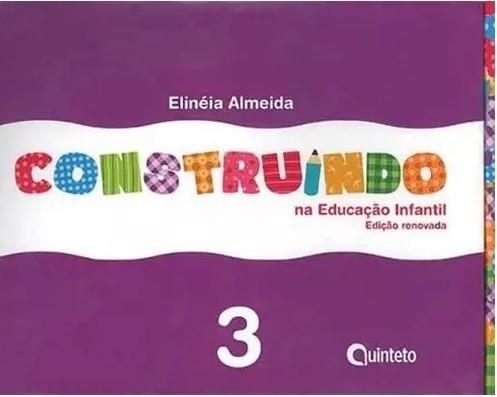Construindo na Educação Infantil 3: Conjunto