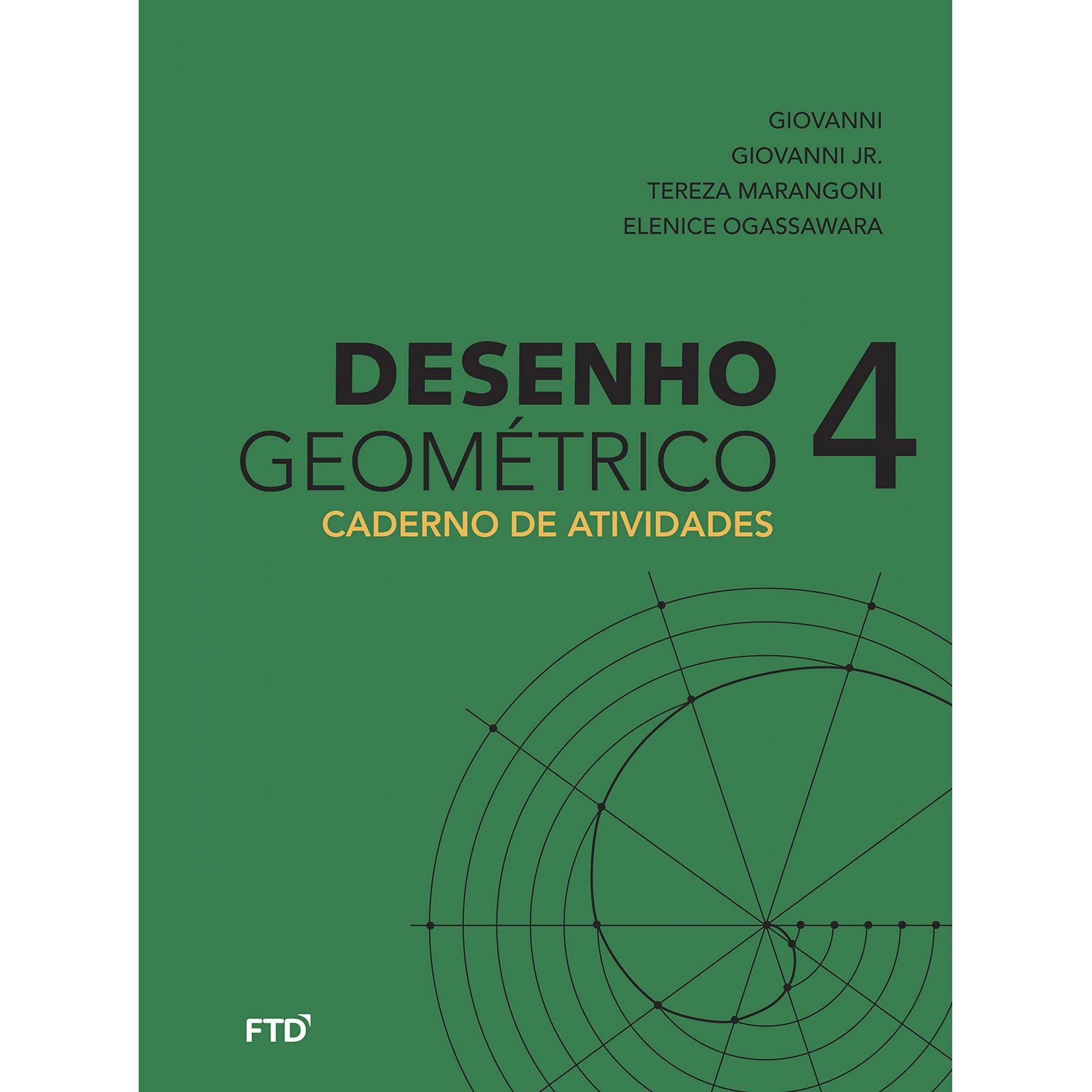 Desenho Geométrico - 9º ano: Caderno de Atividades (Volume 4)