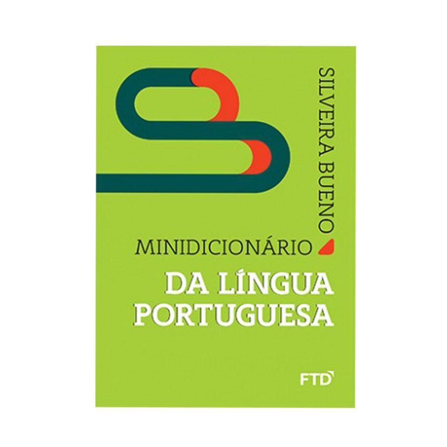 DICIONARIO PORTUGUES SILVEIRA BUENO - ED FTD