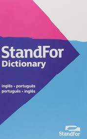Dicionário Stanfor - Inglês/Português/Português/Inglês