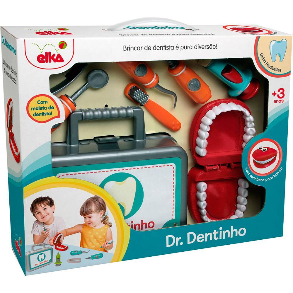 Kit Dr. Dentinho - Elka