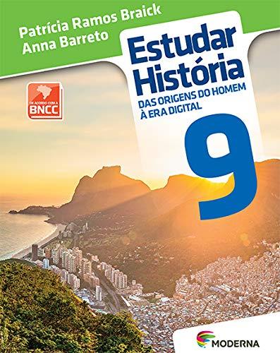 Estudar História 9 Edição 3 - Capa Comum – 30 ago 2019