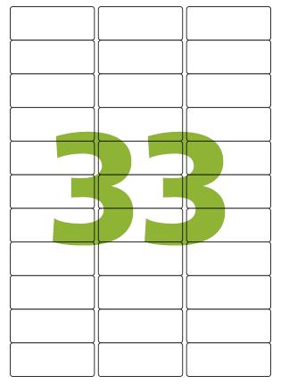 Etiquetas Adesivas Colacril c/ 100 Folhas - Formato A4
