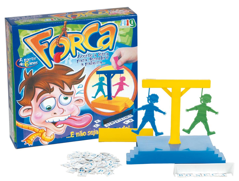 Forca - Nig Brinquedos