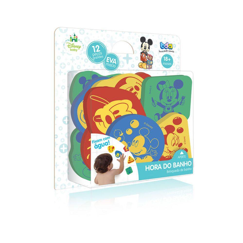 Hora Do Banho Disney Baby - Toyster