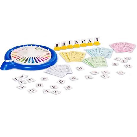 Jogo De Tabuleiro Roletrando - Nig Brinquedos