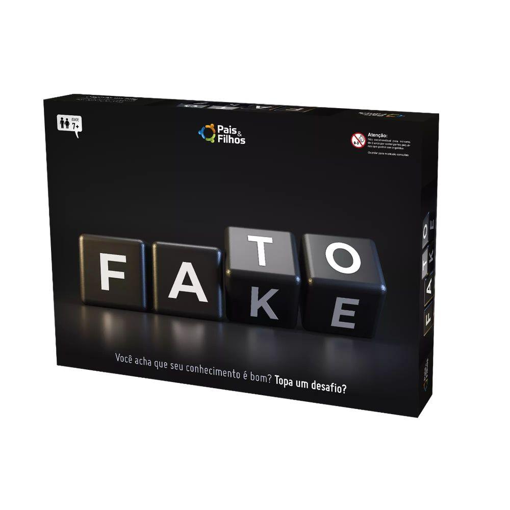 Jogo Fato Fake - Pais & Filhos