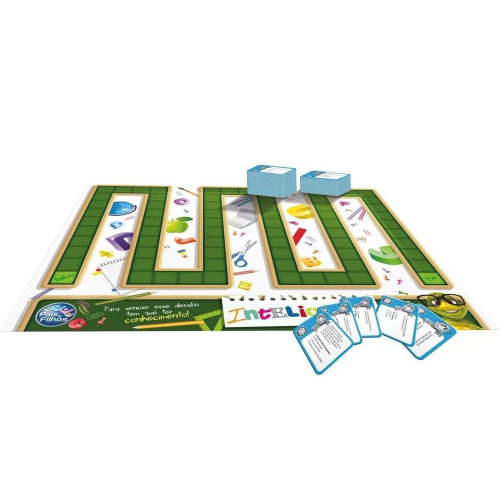 Jogo Inteligênio - Pais & Filhos
