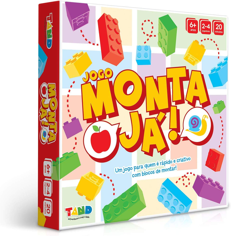 Jogo Monta Já - Toyster
