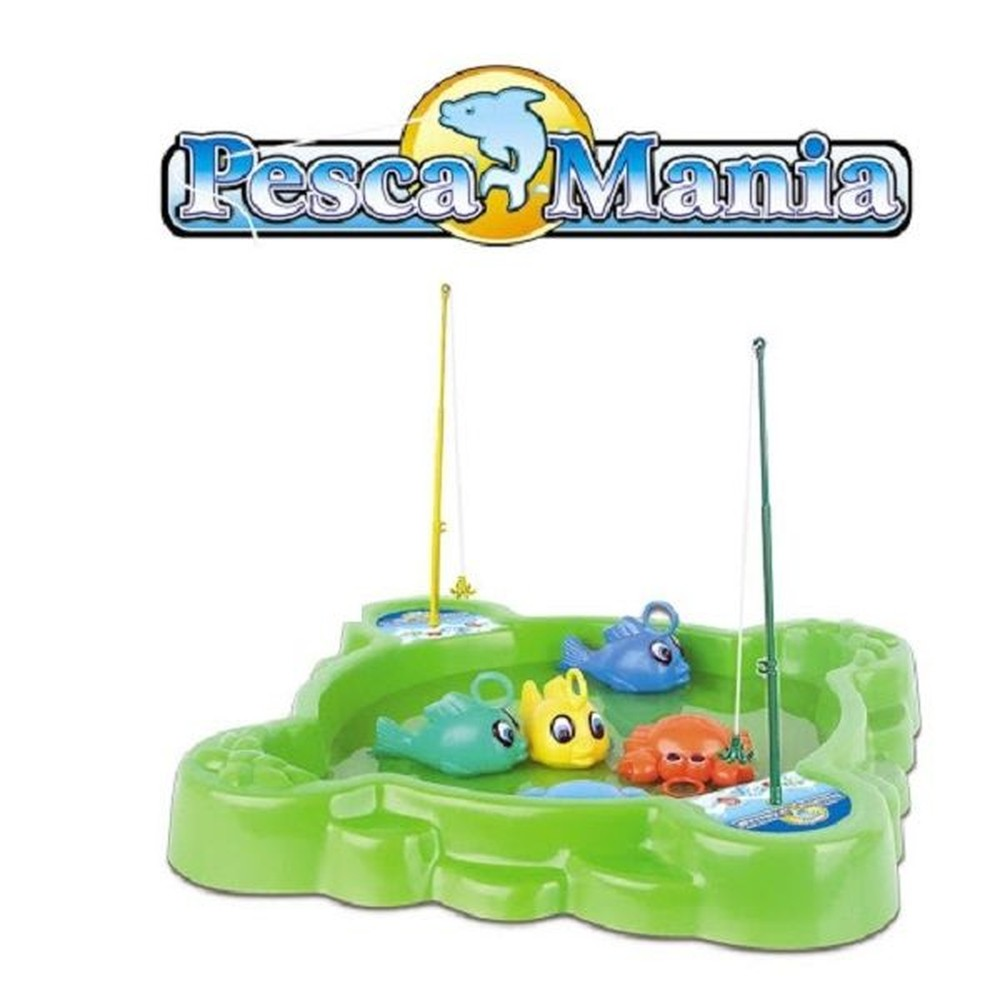 Jogo Pesca Mania - Braskit